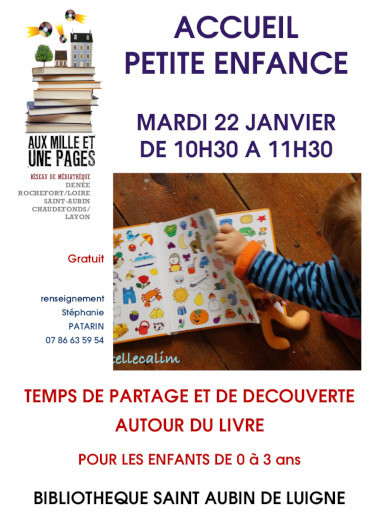 affiche stephanie acceuil