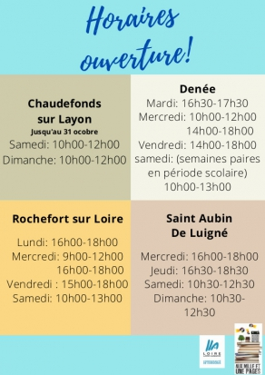 horaires douverture rentree 1001